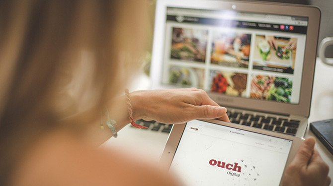 Web Development with Ouch Digital