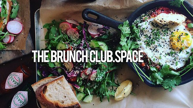 Ouch Digital Case Study for The Brunch Club Space